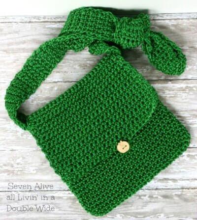 Adventure Satchel Crochet Pattern