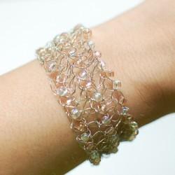 beaded wire crochet bracelet 1-30 (2 of 2)