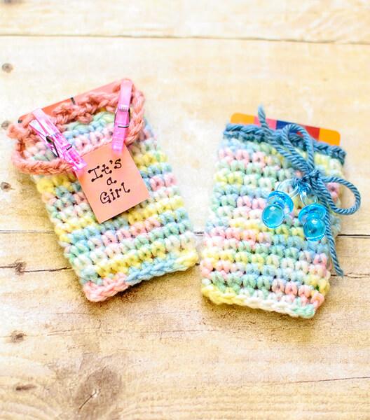 Crochet Patterns Gifts : crochet-gift-card-holders-for-baby-gift-1-of-2.jpg