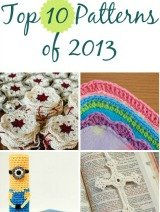 Top 10 Free Patterns of 2013