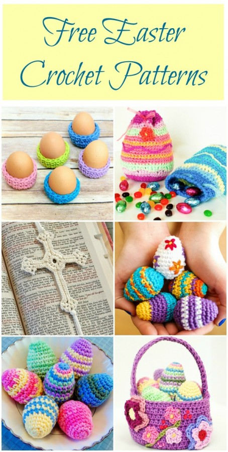 Free Easter Crochet Patterns