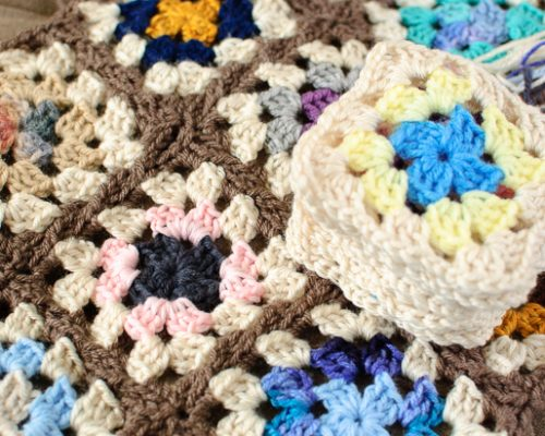 scrapghan granny square pattern (2 of 5)