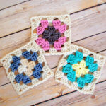 Crochet Granny Square Pattern