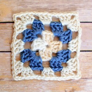 AFGHAN BABY GRANNY PATTERN SQUARE | Free Patterns