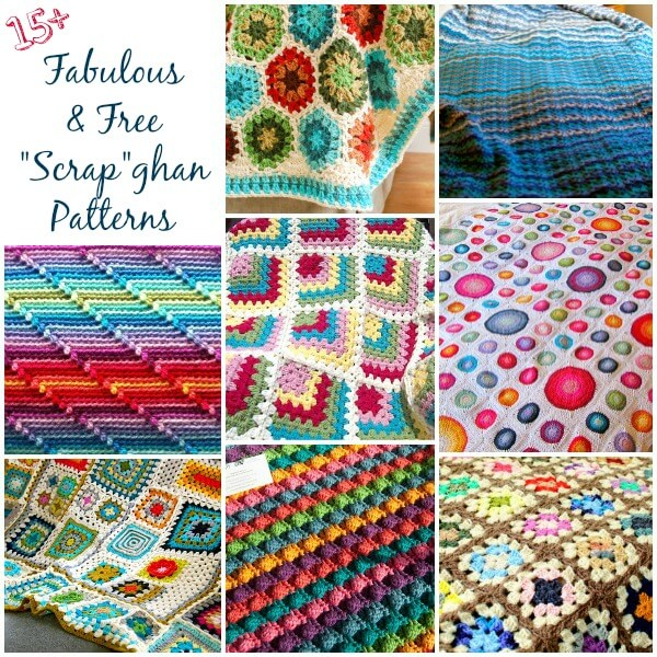 Crochet Quilt Patterns Free : free crochet baby blanket pattern
