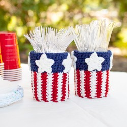 Patriotic Utensil Caddy Crochet Pattern 6-9 (1 of 1)