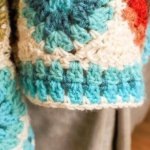 Granny Hexagon Crochet Edging
