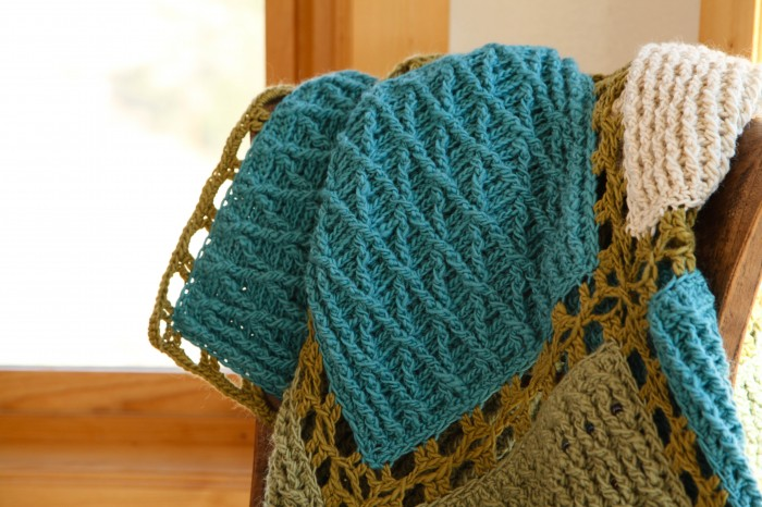 Enjoy a Free Craftsy Class! Amazing Crochet Textures