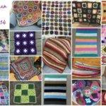 Scrapghan Crochet Along Roundup ~ July 2014
