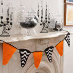 Halloween Party Banner Pattern