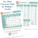 Free Metric Conversion Guide for Knitting and Crochet