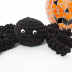Halloween Spider Crochet Pattern-2