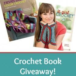 Crochet Book Giveaway