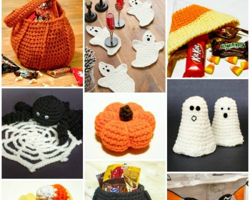 Free Halloween Crochet Patterns