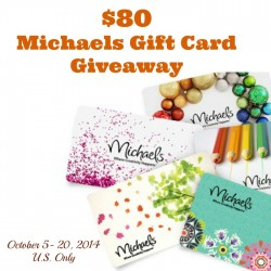 Michaels Gift Card