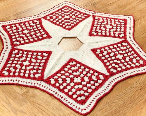 crochet tree skirt-1p