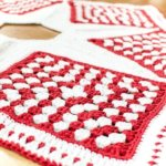 Crochet Christmas Tree Skirt Pattern — Part 3: The Edging
