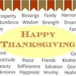 I Am Thankful!