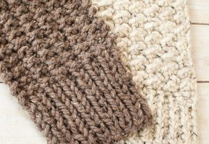 Quick & Cozy Knit Scarf Pattern