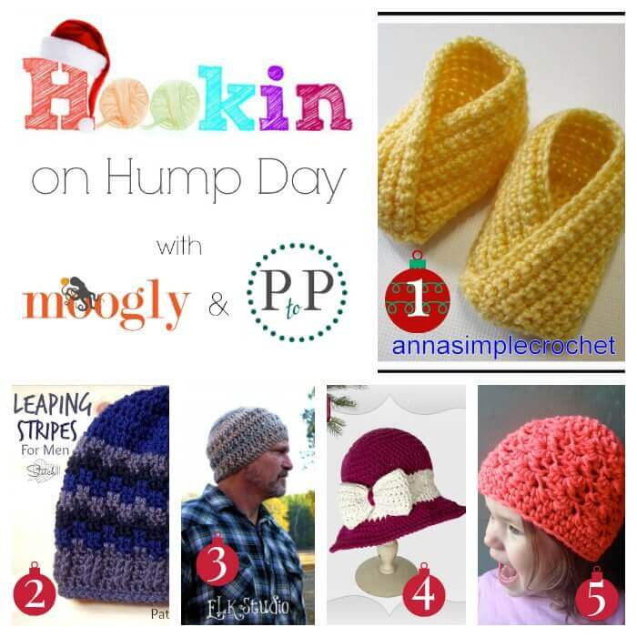 Hookin On Hump Day #85 Features | www.petalstopicots.com | #crochet