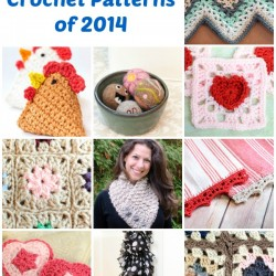Top 10 crochet patterns of 2014