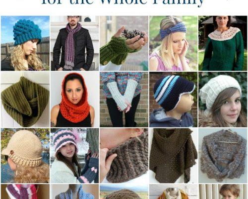Winter Crochet Patterns
