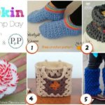 Hookin On Hump Day #86: Link Party for the Fiber Arts!