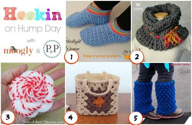 Hookin On Hump Day #86 #crochet #knit #fiberarts