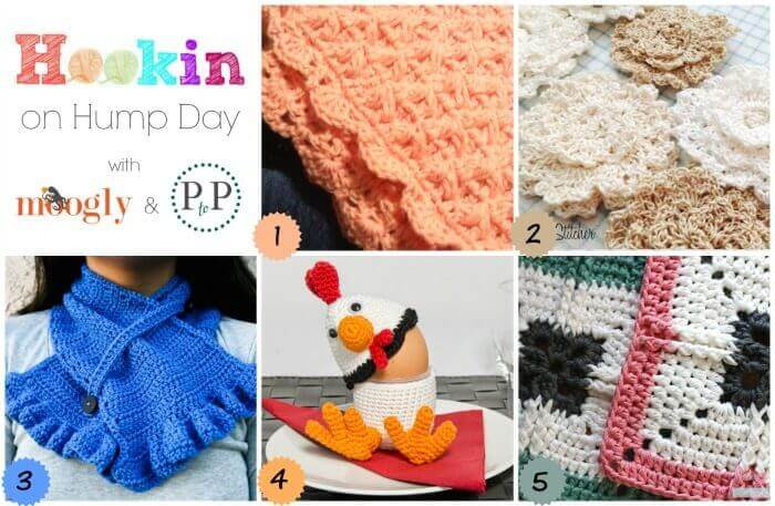 Hookin' on Hump Day #90 | www.petalstopicots.com | #crochet #knit #fiberarts