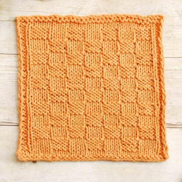 Free Knit Dishcloth Pattern Of A Hot Dog