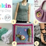 Hookin' on Hump Day #94: Link Party for the Fiber Arts