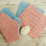 Baby Crochet Bath Set Patterns