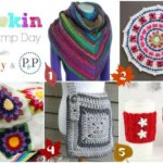 Hookin' on Hump Day #104: Link Party for the Fiber Arts