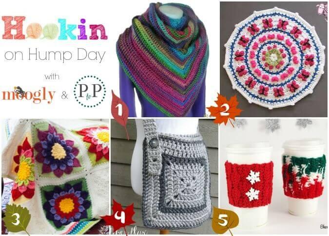 Hookin' on Hump Day #crochet #knit #fiberarts