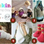 Hookin' on Hump Day #109: Link Party for the Fiber Arts