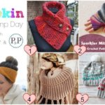 Hookin' on Hump Day #112: Link Party for the Fiber Arts