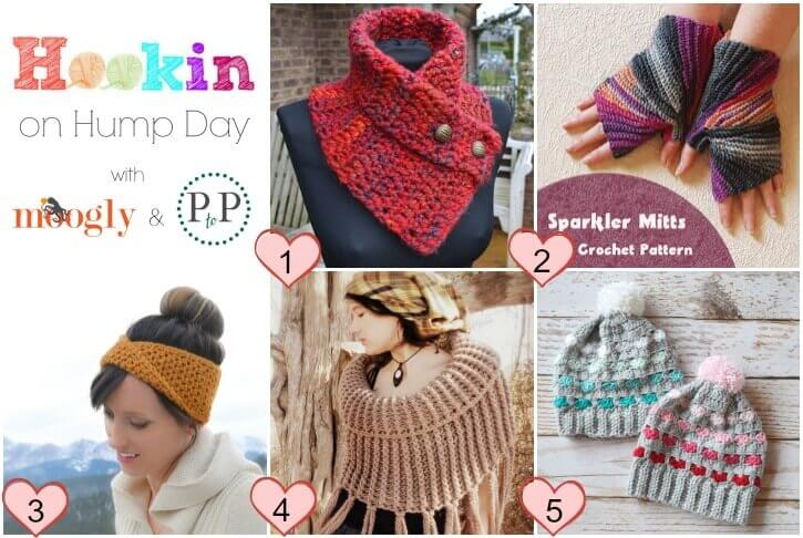 Hookin' on Hump Day ... crochet, knitting, fiber arts