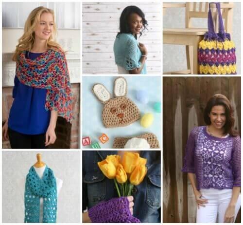 I Like Crochet, April Issue