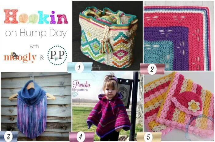 Hookin on Hump Day ... knit and crochet love!!