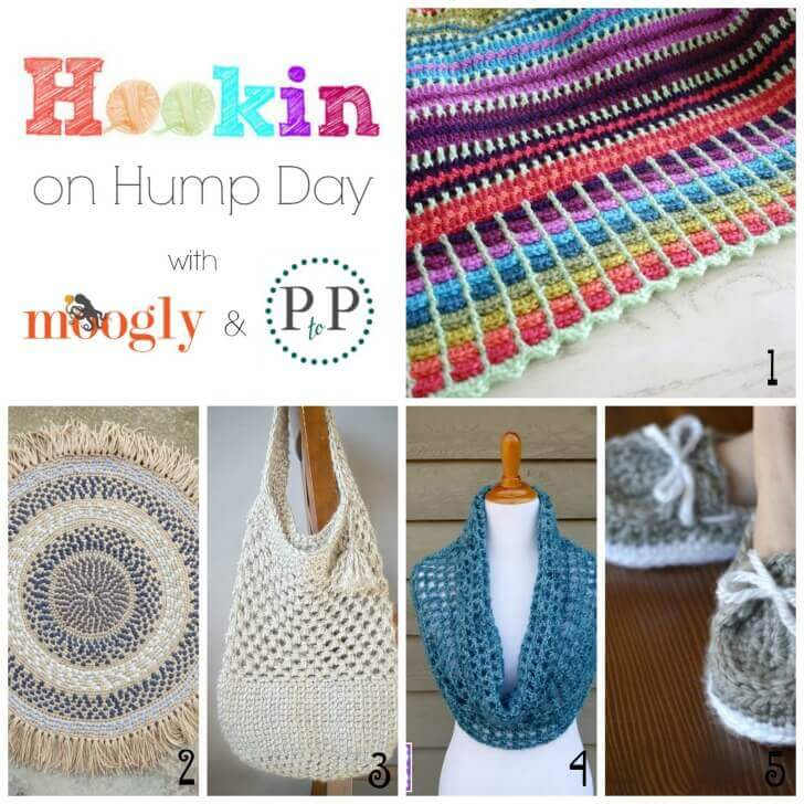 Hookin' on Hump Day #117: Link Party for the Fiber Arts