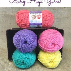 Baby Hugs $25 colorful