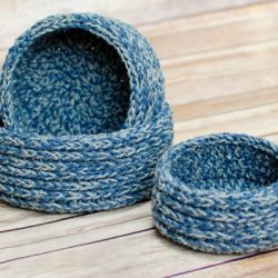 Chunkly Nesting Baskets (2 of 3)