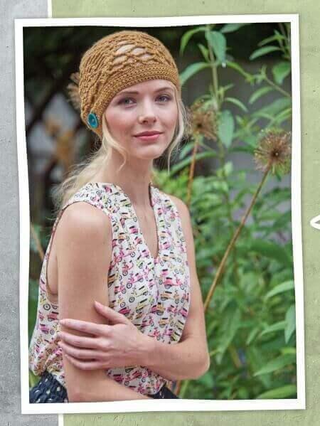 O'Hara Hat Free Crochet Pattern
