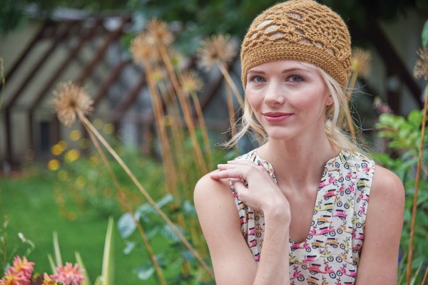 O'Hara Hat Crochet Pattern