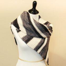 Ombre Shawl Crochet Pattern (1 of 1)
