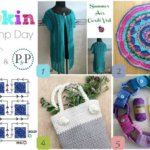 Hookin' on Hump Day #123: Link Party for the Fiber Arts