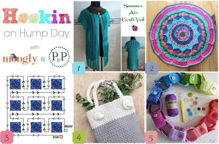 Hookin' on Hump Day 123 #crochet #knit
