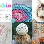 Hookin' on Hump Day #124: Link Party for the Fiber Arts