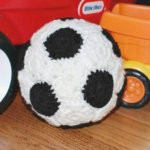 Free Soccer Ball Crochet Pattern