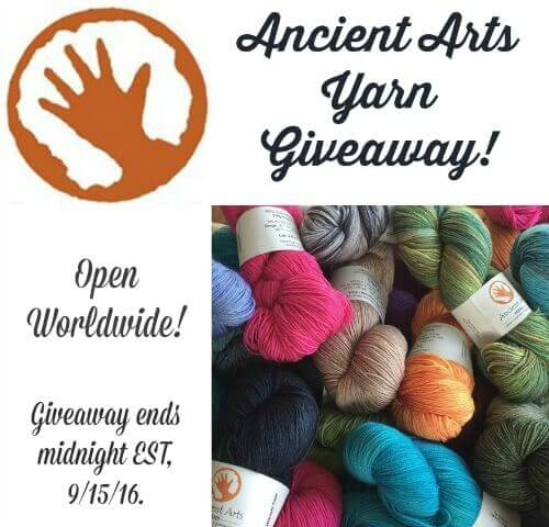 Ancient Arts Yarn Giveaway
